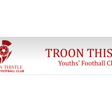 Troon Thistle 2004s Boys Club