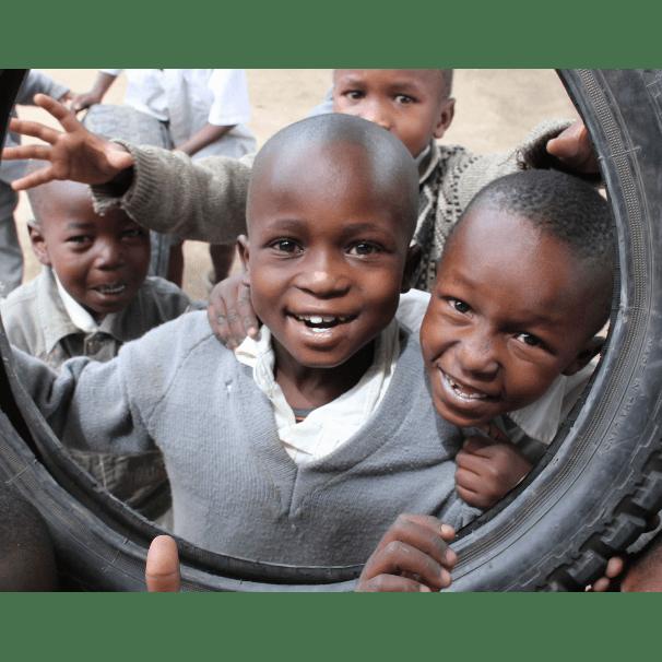 African Adentures 2018 - Harry Hutchins