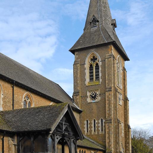 St Luke's Church, Grayshott