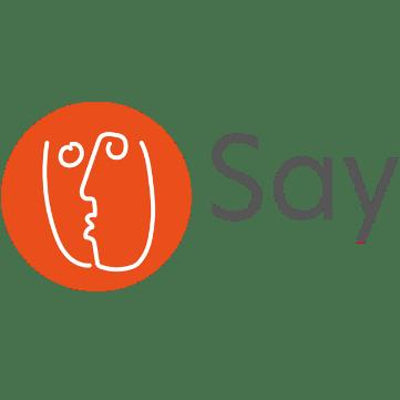 Say Aphasia cause logo