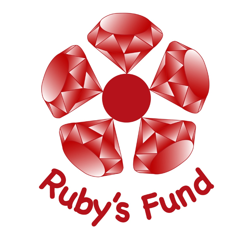 Ruby's Fund cause logo