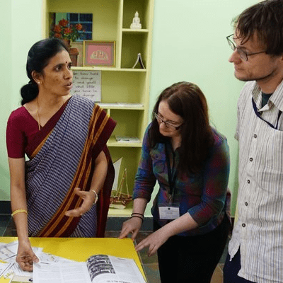 Clinical and Ancient Psychology Programme India 2020 - Jacob Moorcroft