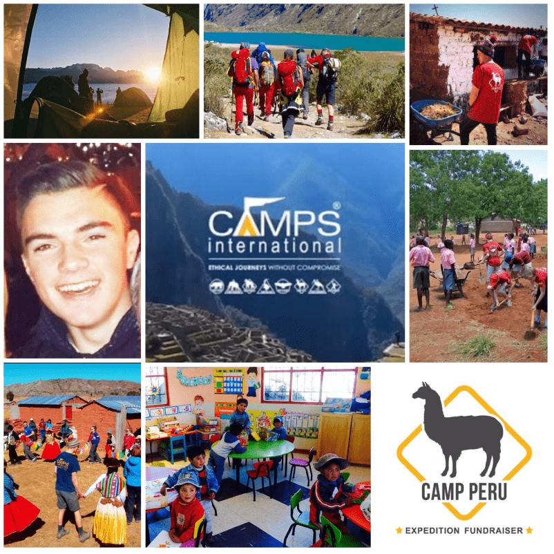 Camps International Peru Expedition 2019 - Ellis Shipley