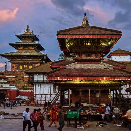 World Challenge Nepal 2022 - Claudia Surtees