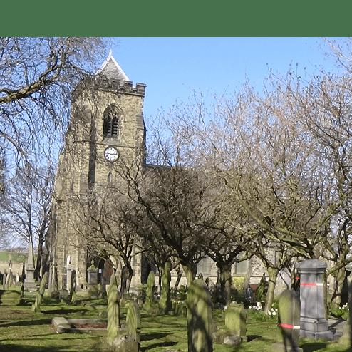 Emmanuel church - Shelley