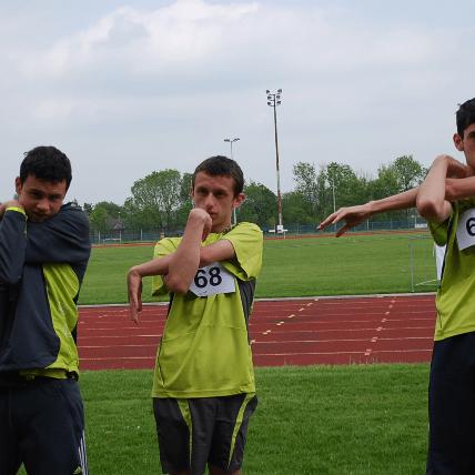 Special Olympics Coleshill