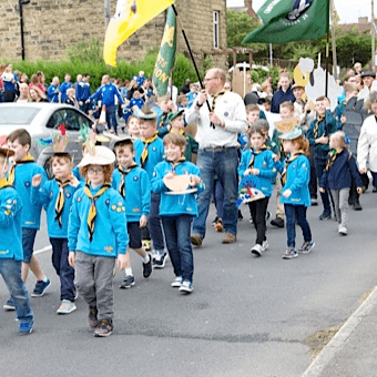 10th Drighlington Scout Group