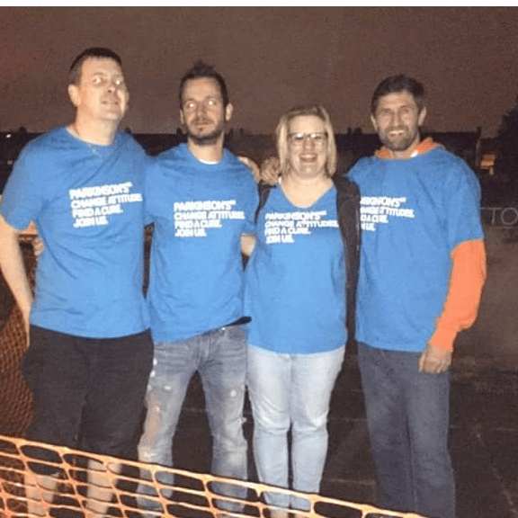 Parkinsons uk Hull and East Yorkshire branch