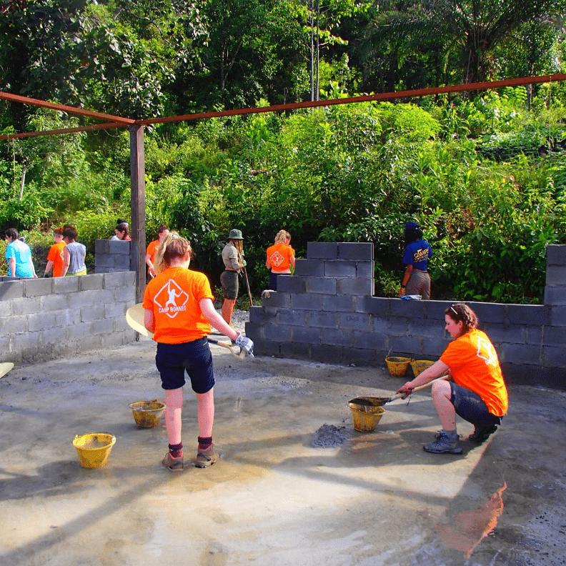 Camp International Borneo 2019 - Naomi Clark