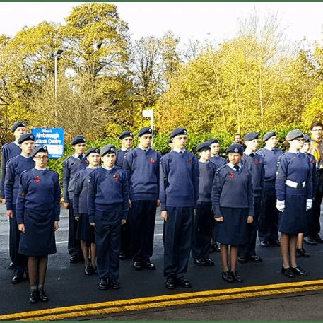Yeadon Air Cadets