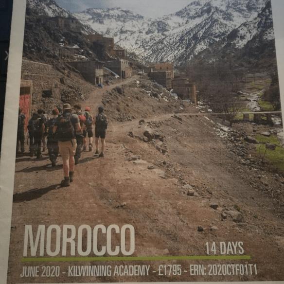 Morocco 2020 - Grace Benson