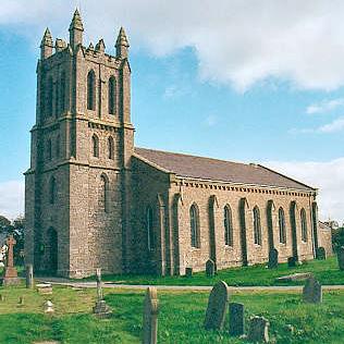 St Marys Church - Ysceifiog