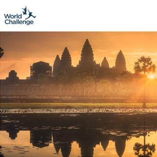 World Challenge Thailand and Cambodia 2022 - Juliette Emond