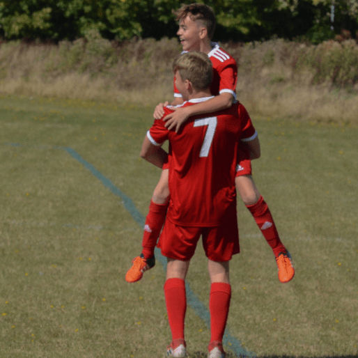Haverhill Rovers Red's under 14