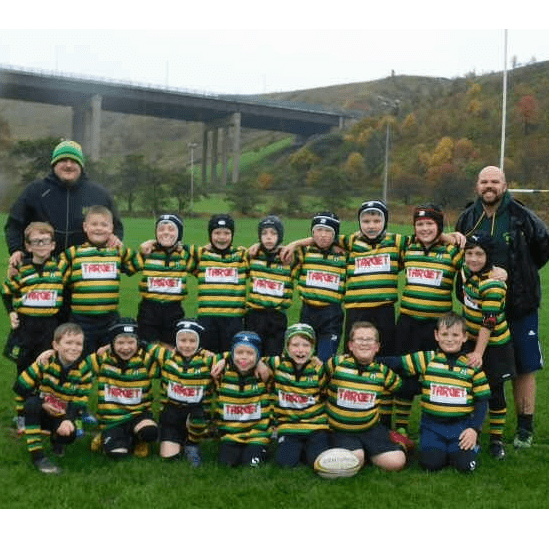 Littleborough RUFC U9s Fundraiser