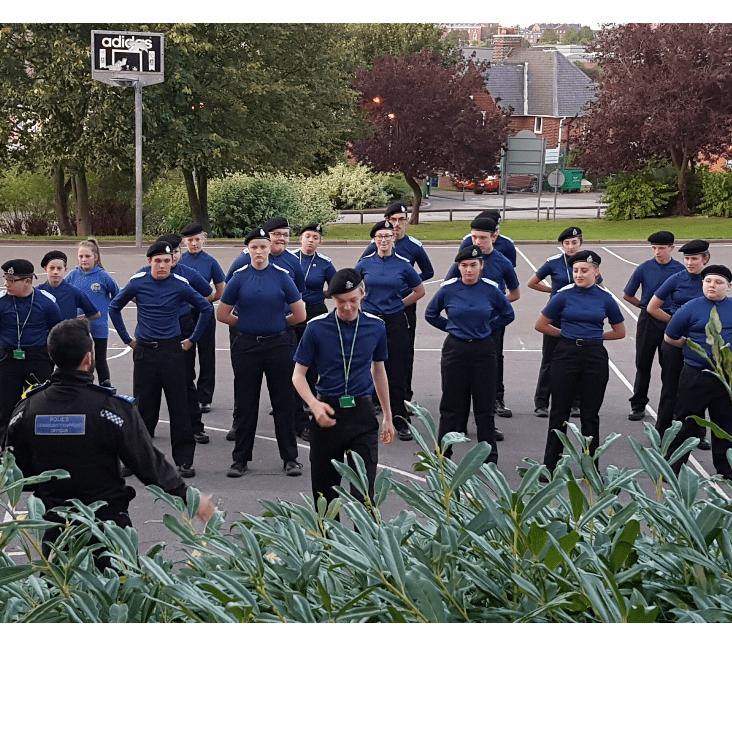 Chesterfield Volunteer Police Cadets