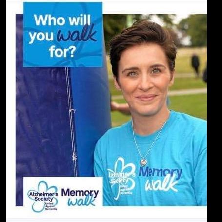 Memory Walk For Alzhimers 2021 - Susan Phillpot
