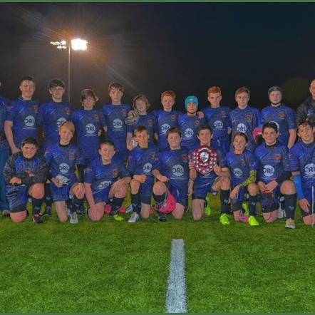 Newbridge RFC Under15's