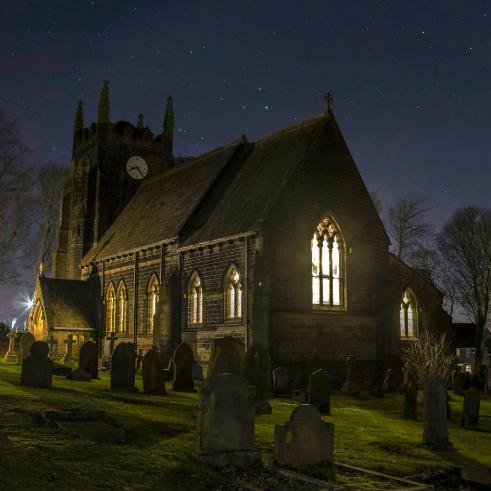 Hoylandswaine Parish Church