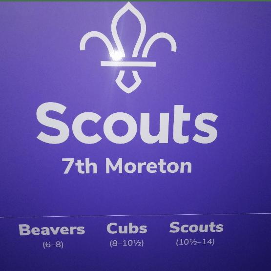 7th Moreton Scouts