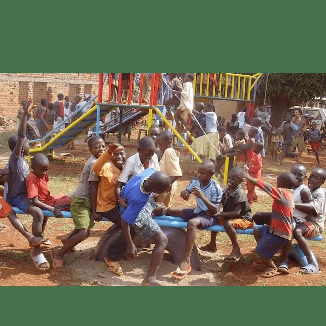 East African Playgrounds Uganda 2019 - Sushanth Kambhampati
