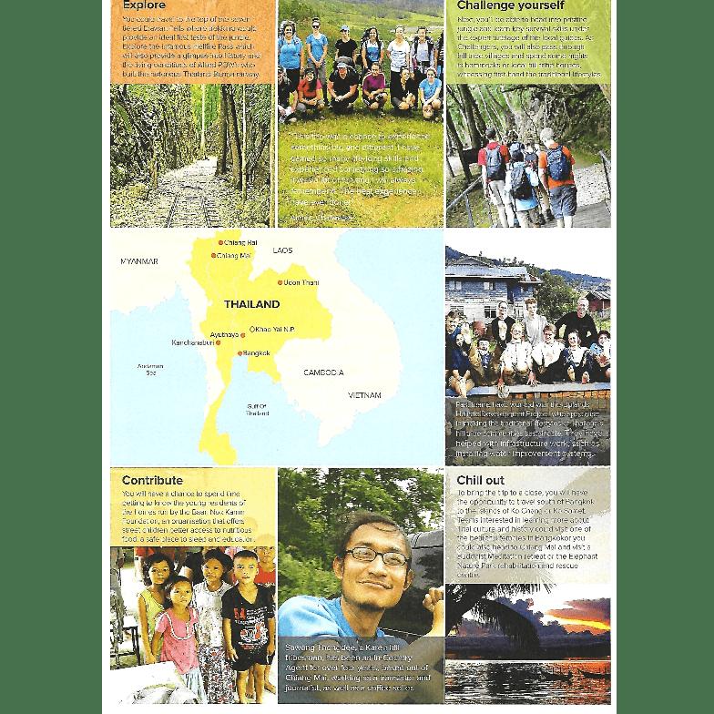 World Challenge Thailand 2019 - Harry Craig