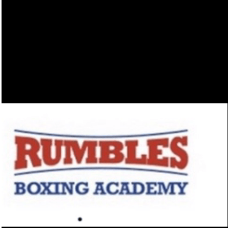 Rumbles boxing academy