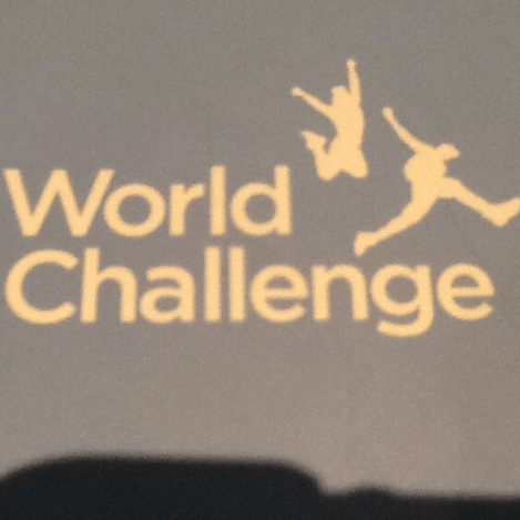 World Challenge Tanzania 2019 - Nathan Matthews Buckle