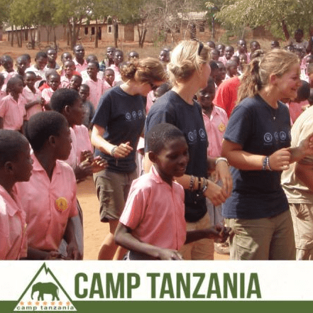 Camps International Tanzania 2020 - Anna Cope