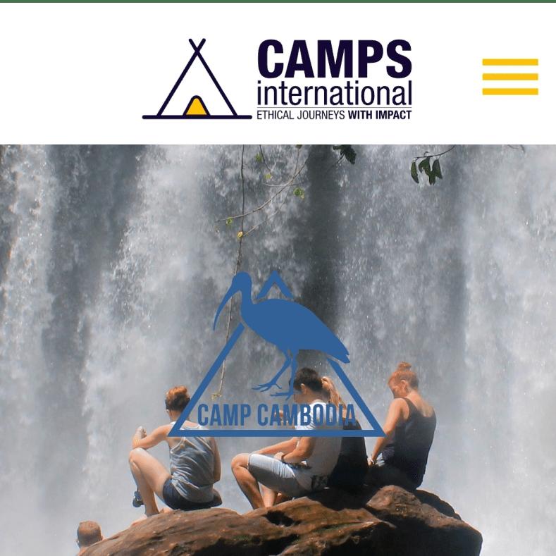 Camps International Cambodia 2021 - Cameron Ross