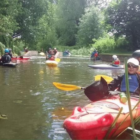 PaddlePlus Canoe and Kayak Club