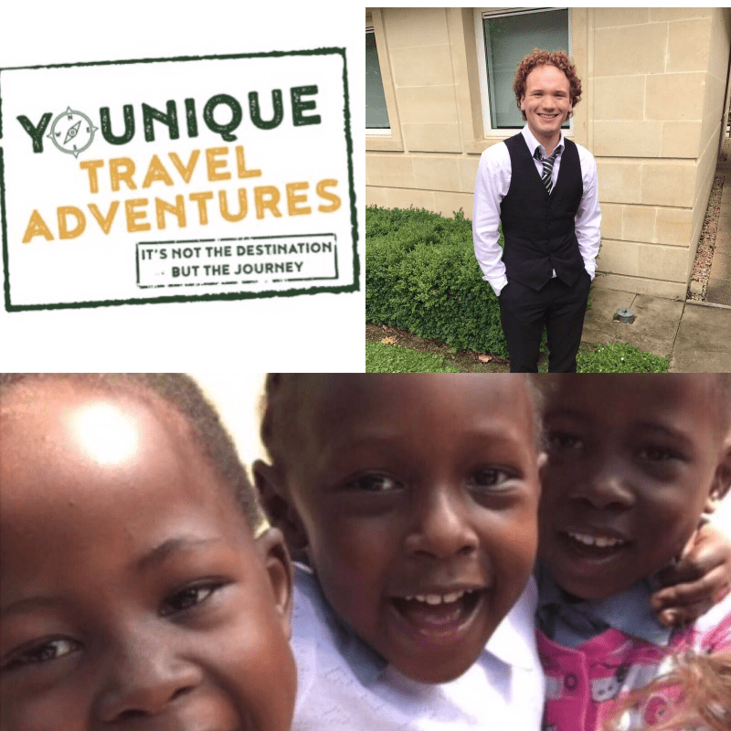 Younite Foundation Kenya 2018 - Frank Hussey