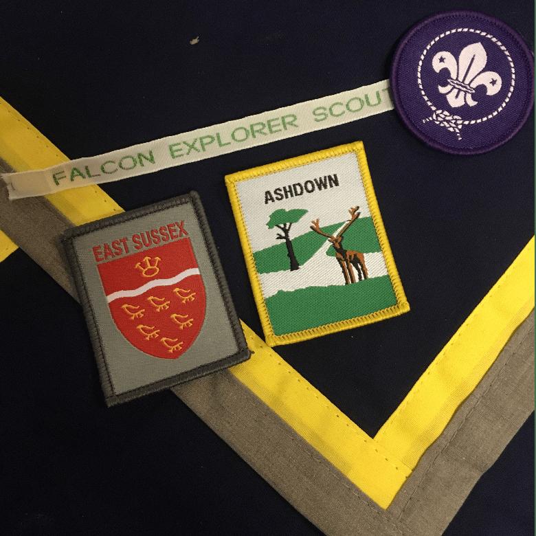 Falcon Explorer Scout Unit - Ashdown District