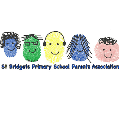 St Bridgets Parents Association Group West Kirby cause logo