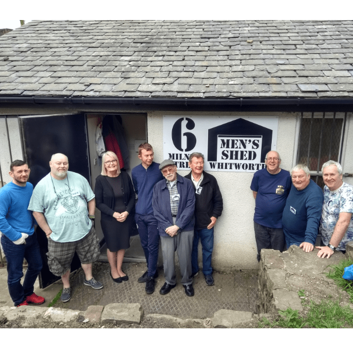 Whitworth Mens Shed
