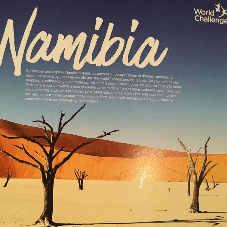 Namibia 2019 - Samuel Winter