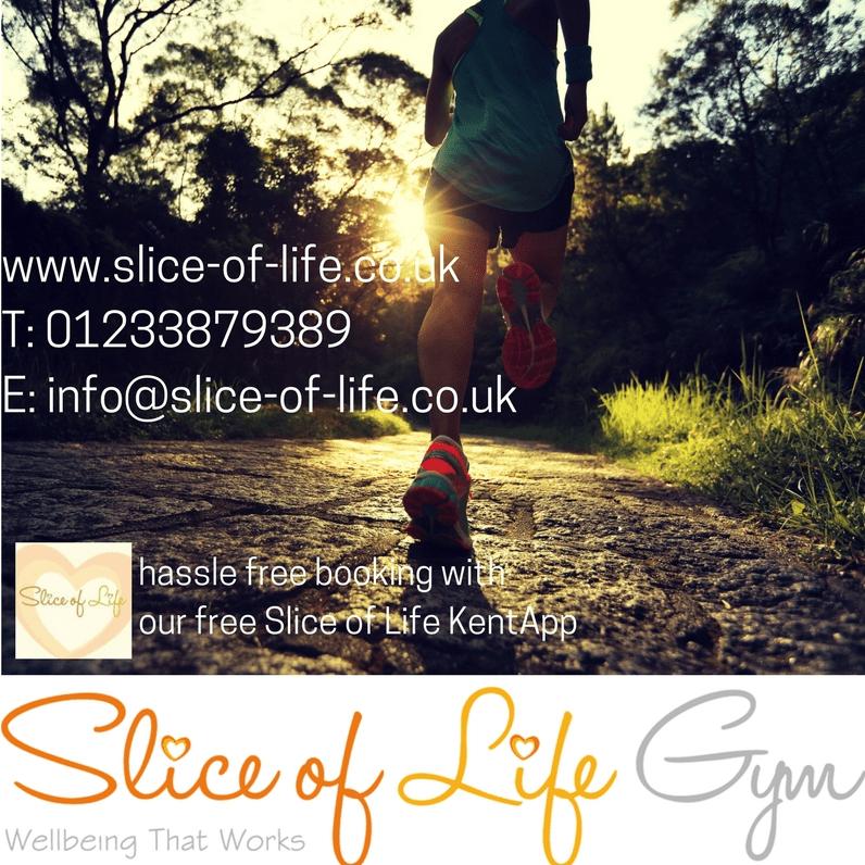 Slice of Life Gym - Kingsnorth Rec Centre