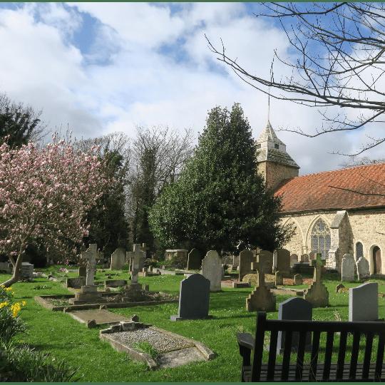 St Mary the Virgin Church North Shoebury