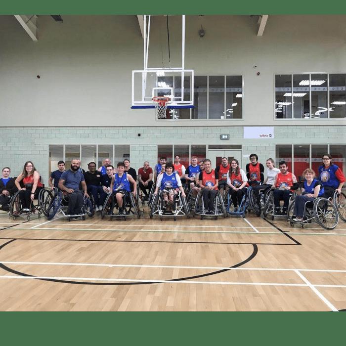 Leicester Cobras Wheelchair Basketball Club