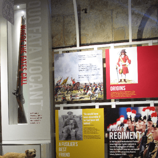 The Fusiliers Museum of Northumberland (Alnwick)