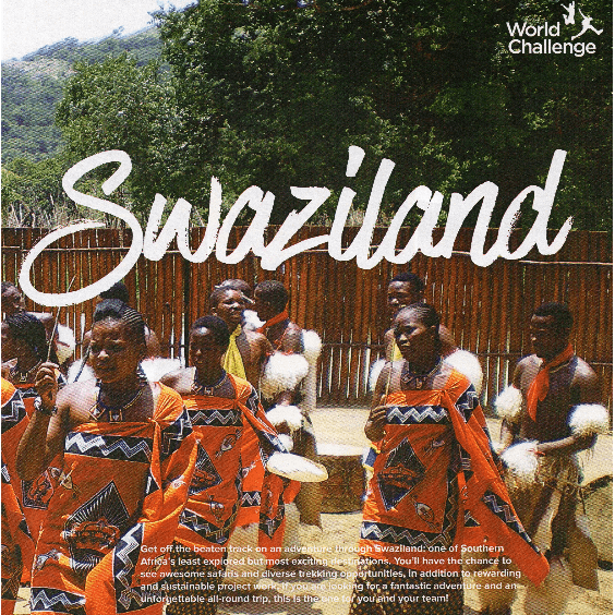 World Challenge Swaziland 2020 - Lucy Hendry