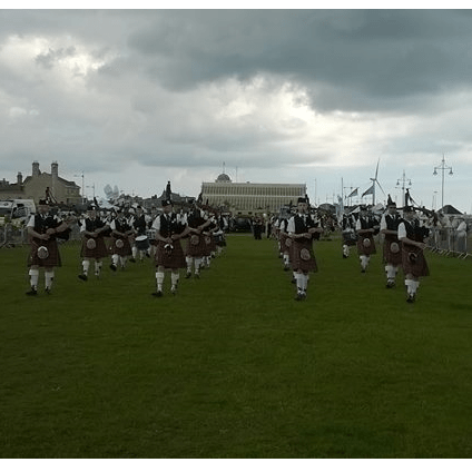 City of Norwich Pipe Band