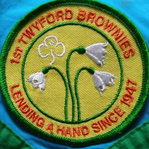 1st Twyford Brownies (Berkshire)