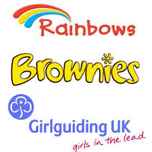 1st Whitfield Brownies and Rainbows