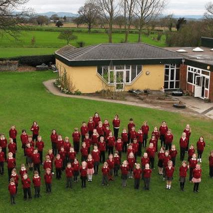 Longden CofE Primary School - Longden