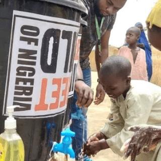 Sierra Leone Marathon 2020 in aid of Street Child appeal - COVID-19 - Emma Wardell