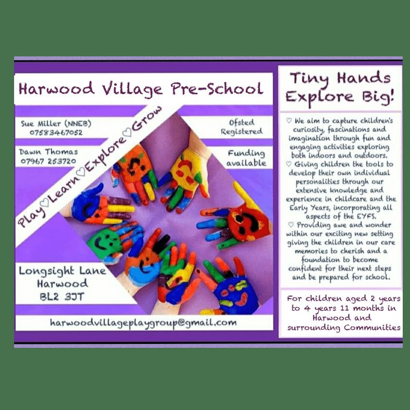 Harwood Village Pre-School/Playgroup
