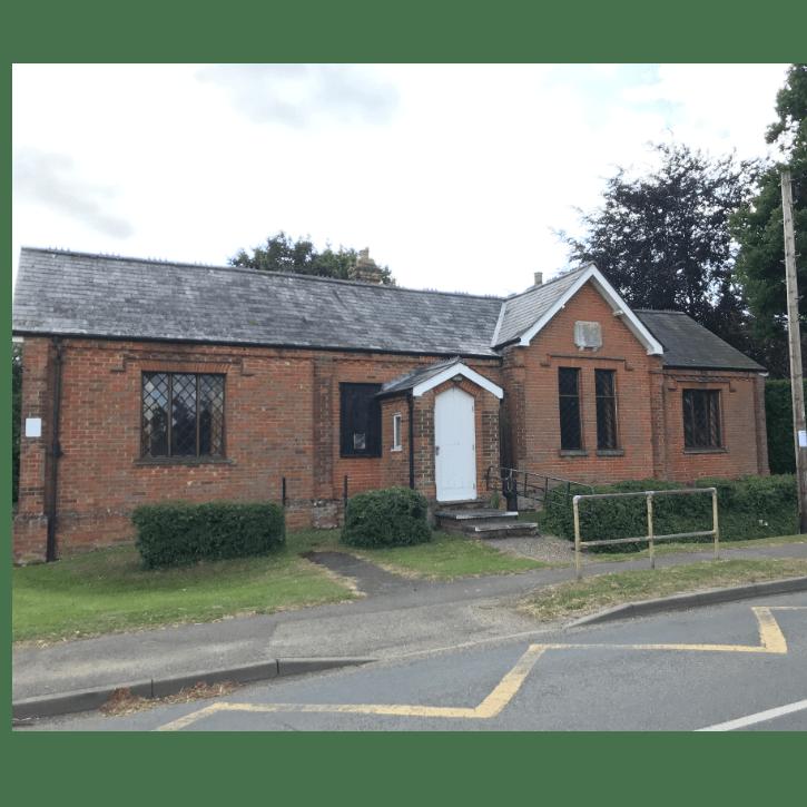 Burrough Green Reading Room