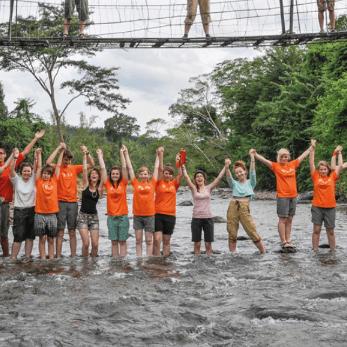 Camps International Borneo 2021 - Lily Calvert
