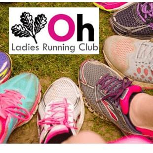 Old Hatfield Ladies Running Club